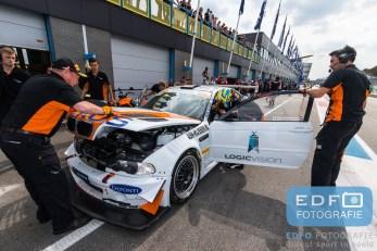 Peter Schreurs - Marcel van de Maat - BS Racing Team - BMW E46 GTR - Supercar Challenge - Gamma Racing Day TT-Circuit Assen