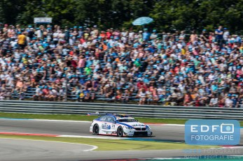 Ward Sluys - Frédérique Jonckheere - JR-Motorsport - BMW Z4 Silhouette - Supercar Challenge - Gamma Racing Day TT-Circuit Assen