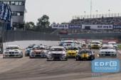 Start Supercar Challenge Sport en Supersport divisie - Gamma Racing Day TT-Circuit Assen