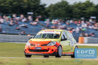 Toon Rutgers - Marco Poland - Spirit Racing - Renault Clio RS 2.0 - Supercar Challenge - Gamma Racing Day TT-Circuit Assen
