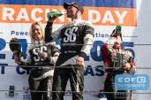 Karlijn Bergsma - Pieter de Jong - Kim Troeijen - Podium - Supercar Challenge - Gamma Racing Day TT-Circuit Assen