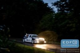 Frans Bremmer - Mark Bent - Peugeot 306 S16 Gr. S - Unica Schutte ICT Hellendoorn Rally 2015