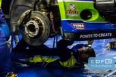Service FERM Powertools World Rally Team - Unica Schutte ICT Hellendoorn Rally 2015