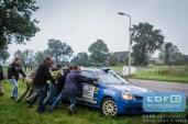 Erwin Linde - Bart Woolderink - Renault Clio R.S. - Unica Schutte ICT Hellendoorn Rally 2015