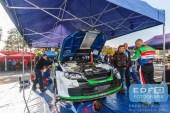 Erik van Loon - Wevers Sport - Subaru Impreza WRC S14 2008 - Conrad Twente Rally 2015