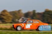 Erik Bloemendaal - Albert Wermink - Ford Escort RS 2000 - Conrad Twente Rally 2015