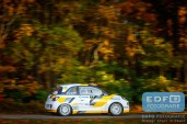 Timo van der Marel - Rebecca Smart - Opel Adam SLAM R2 - Conrad Twente Rally 2015