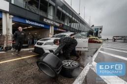 Pitstop Team Bleekemolen Ferry Monster Autosport - Seat Leon Cupracer - DNRT WEK Zandvoort 500