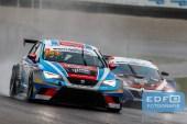Dennis de Borst - Melvin de Groot - FEBO Racing Team - Seat Leon Cupracer - DNRT WEK Zandvoort 500
