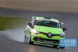 Mika Morien - Ronald Morien - Niels Langeveld - Renault Clio - Team Morien - Renault Clio - DNRT WEK Zandvoort 500