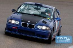 Nikki Terpstra - Douwe Terpstra - BMW E36 - DNRT WEK Zandvoort 500