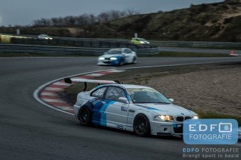Daan Stots - Jaap Haak - Steijn Schothorst - BMW M3 - Autosportinfo.com - DNRT WEK Nieuwjaarsrace 2016 - Circuit Park Zandvoort