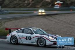 Markus Fischer - Ronja Assmann - Winfried Assmann - Porsche 997 GT3 Cup - Team Flying Horse - DNRT WEK Nieuwjaarsrace 2016 - Circuit Park Zandvoort
