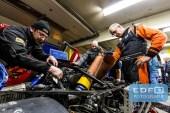 Henk Thijssen - HTM Racing - Saker Diesel - DNRT WEK Nieuwjaarsrace 2016 - Circuit Park Zandvoort