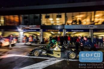Leon Rijnbeek - Sam Taheri - Wolf GB08 - Bas Koeten Racing - DNRT WEK Nieuwjaarsrace 2016 - Circuit Park Zandvoort