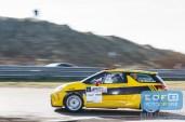 Thilo Himmel - Martijn Wydaeghe - Citroen DS3 R3 - Circuit Short Rally - Circuit Park Zandvoort