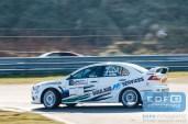 Robert Woodside - Allan Harryman - Mitsubishi Lancer EVO X - Circuit Short Rally - Circuit Park Zandvoort