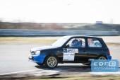 Timothy Kion - Marlous Nortier-Kion - Nissan Micra - Circuit Short Rally - Circuit Park Zandvoort