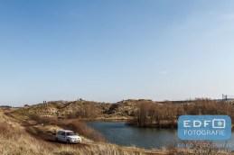 Vivienne Geuzebroek - Maurice Kuijstermans - Nissan Micra - Circuit Short Rally - Circuit Park Zandvoort