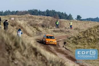 Jaques Abrahams - Rudy Geitenbeek - BMW M3 3.2 E46 - Circuit Short Rally - Circuit Park Zandvoort
