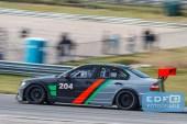 Michael Tischner - Matthias Tischner - Uli Becker - Peter Mamerow - Tischner Motorsport - BMW E46 - DNRT WEK Final 4 - Circuit Park Zandvoort