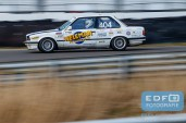 Karel Neleman - Mark Verhaegh - Neleman Racing - BMW E30 - DNRT WEK Final 4 - Circuit Park Zandvoort