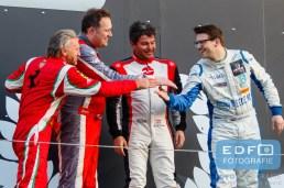 Henk Haane - Martin van den Berge - Eric van den Munckhof - Henry Rumbrink - DNRT WEK Final 4 - Circuit Park Zandvoort