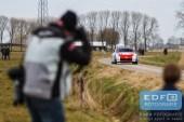 Antoine Biesheuvel - Saskia Bleijenberg - Nissan 350Z - Zuiderzee Short Rally 2016