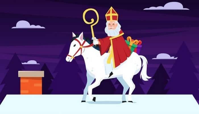 Sinterklaasgedichtenservice