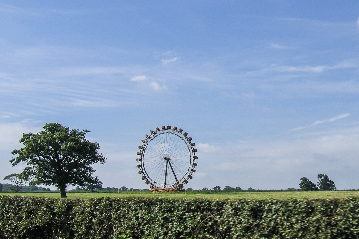 Snugbury's Cheshire Wheel