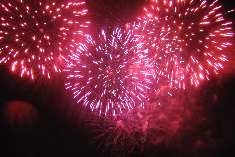 Bowdon Firework Display