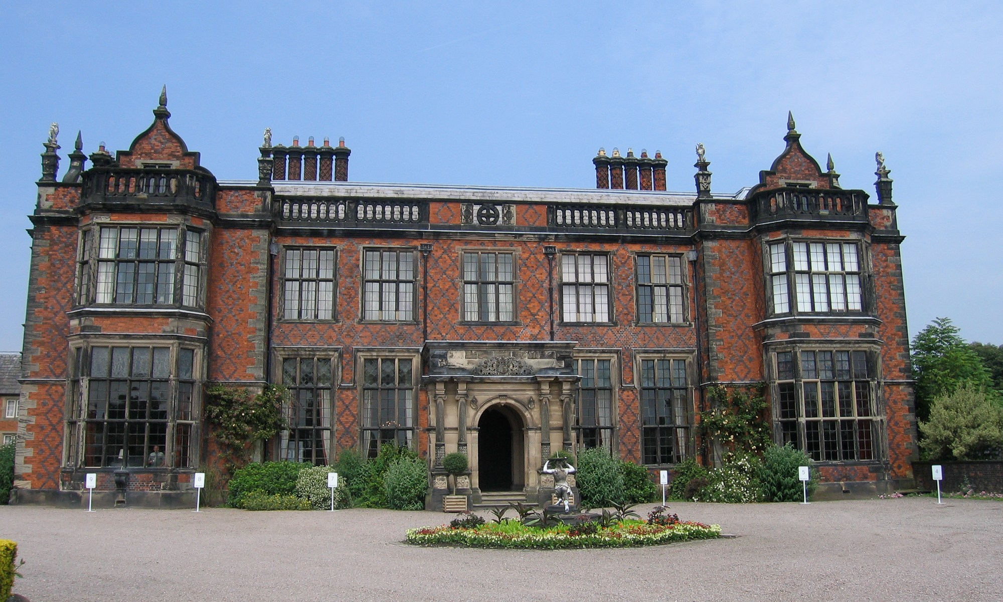 Arley Hall - Cheshire