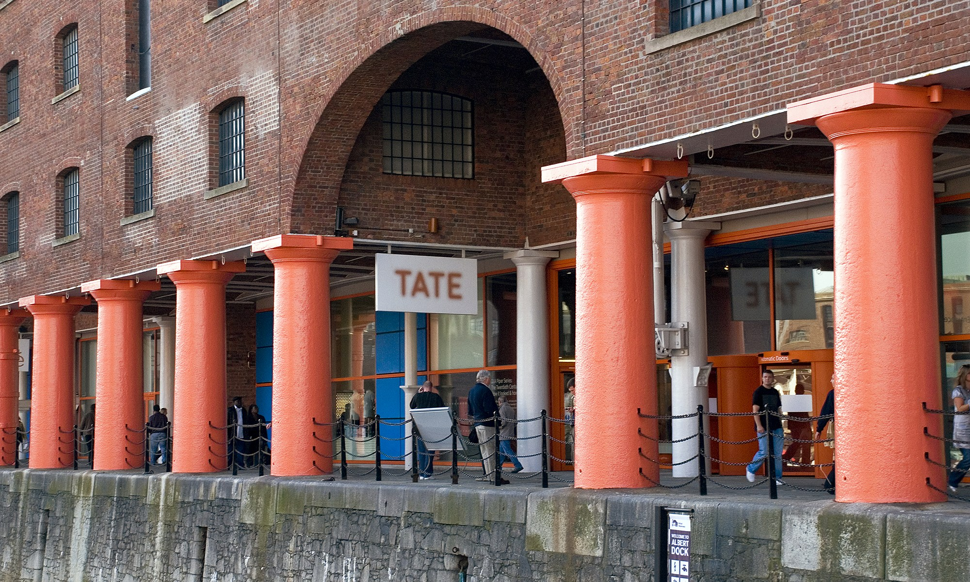 Tate Liverpool Art Gallery