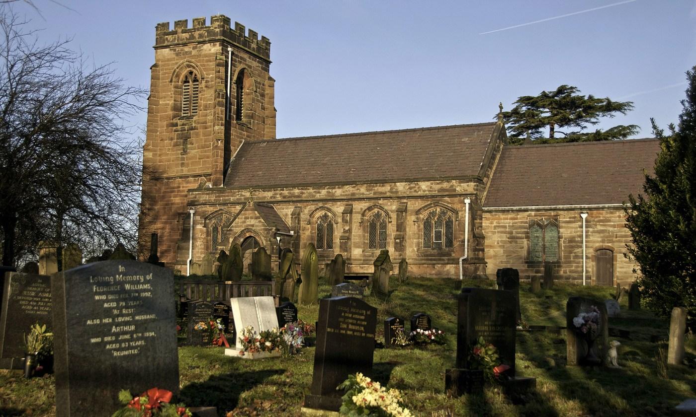 St James' Church, Ince