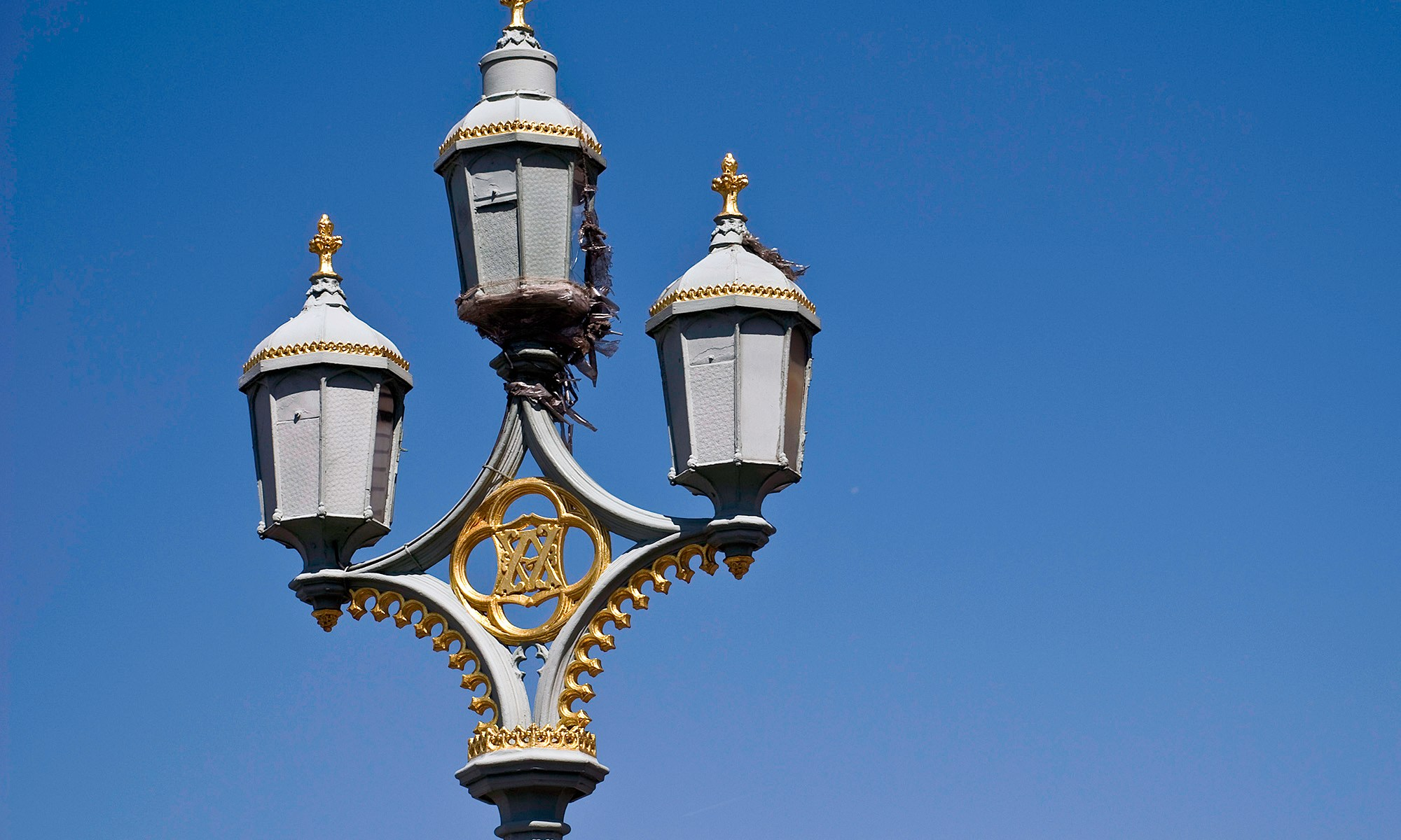 Westminster Bridge Light
