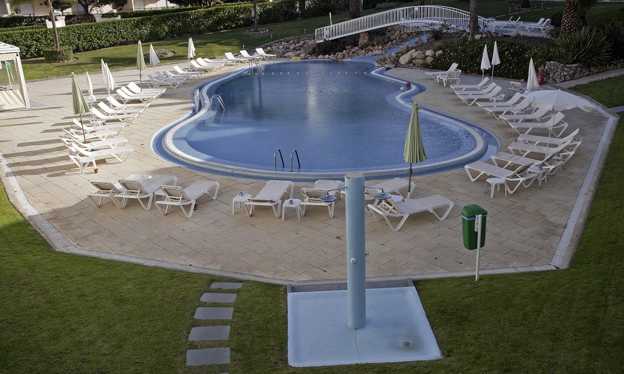 Natura Sun Apartments Swimming Pool