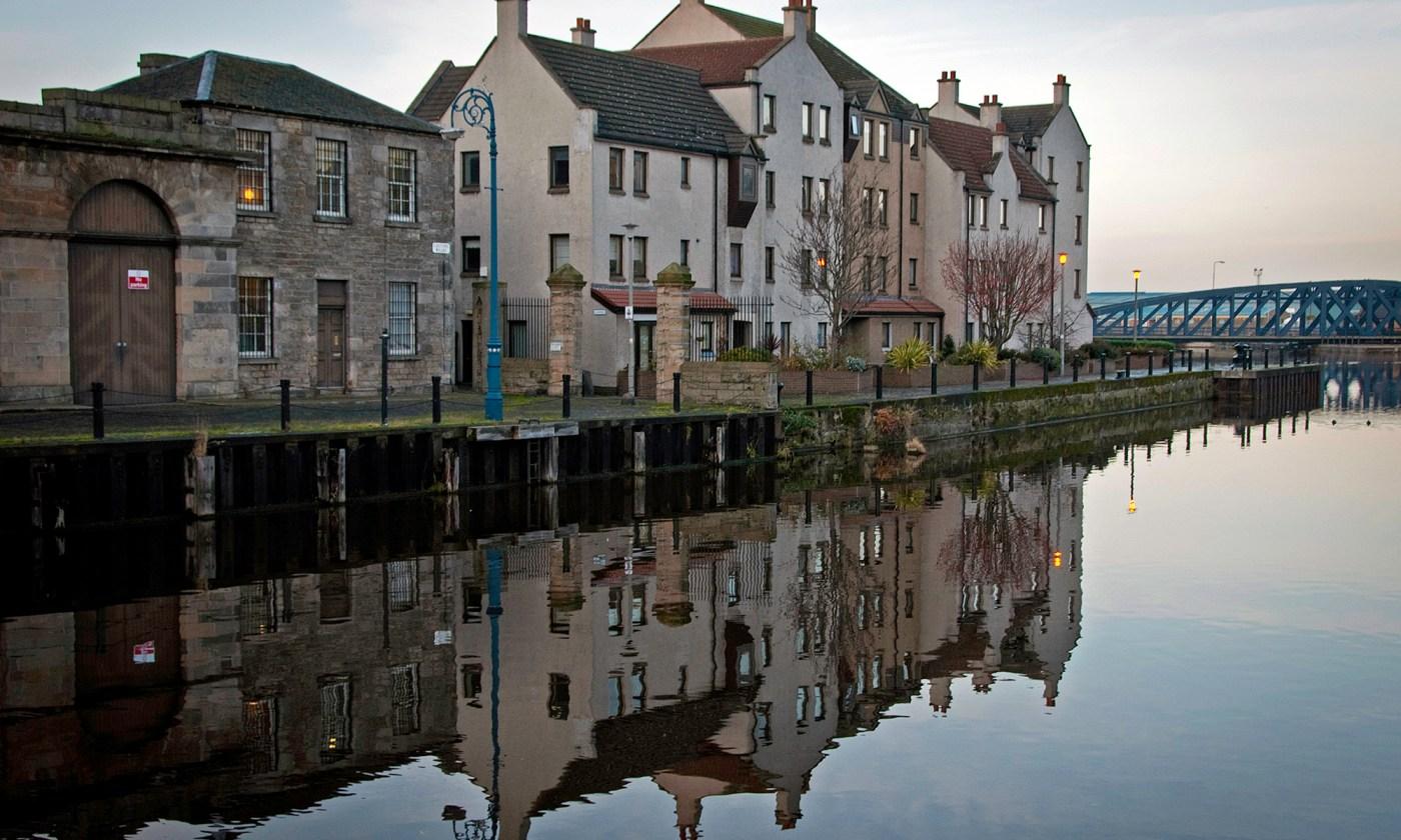 Customs Wharf, Leith Docks, Edinburgh