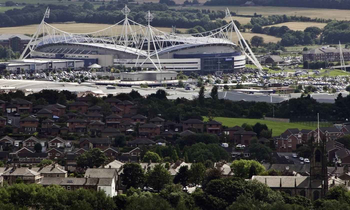 Reebok Stadium, Bolton