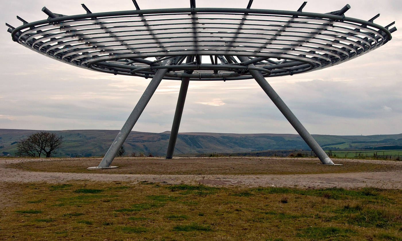 Haslingden Halo by Day