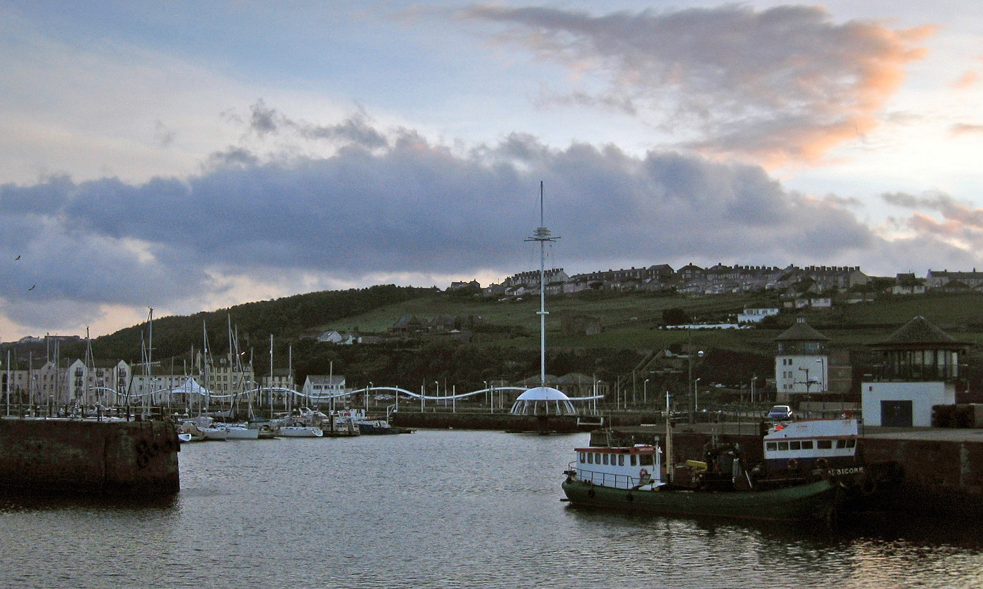 Whiteheaven Harbour