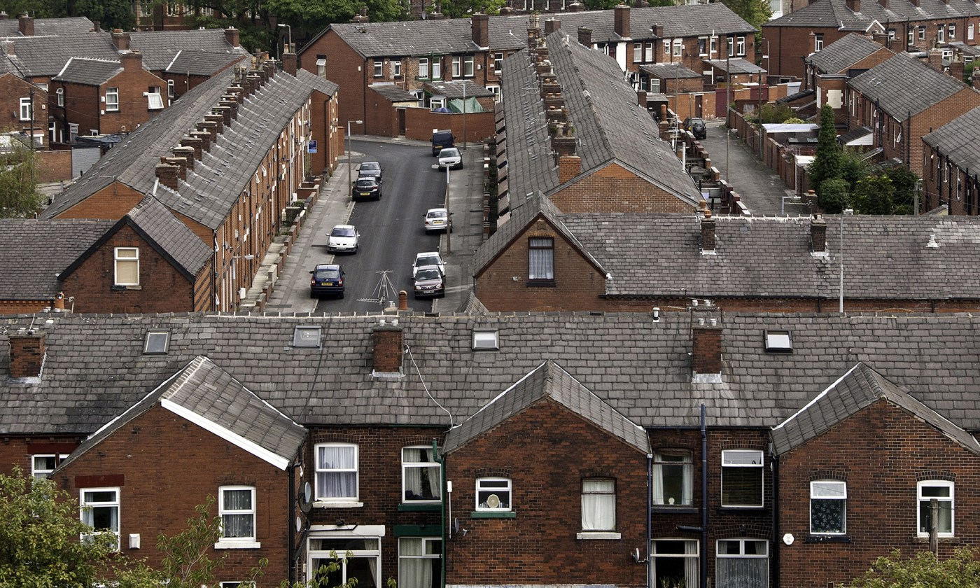 Rooftops of Deane, Bolton