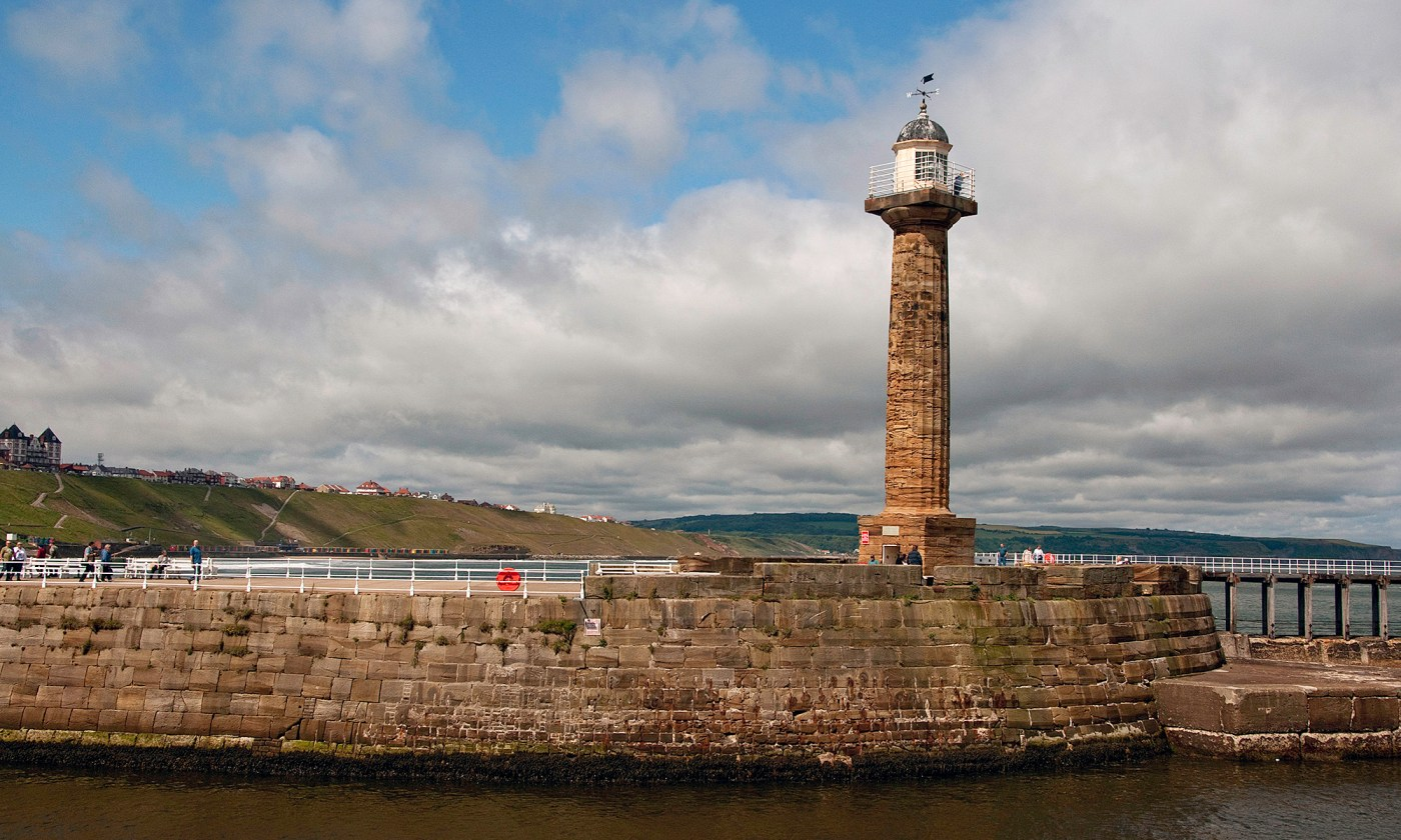 Whitby West Pier Lighthouse
