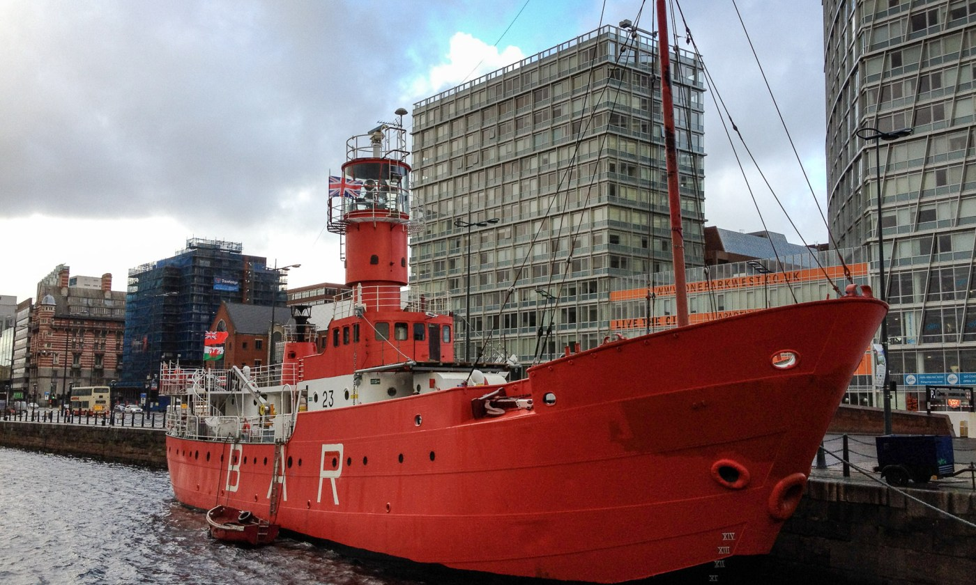 Red Boat Liverpool