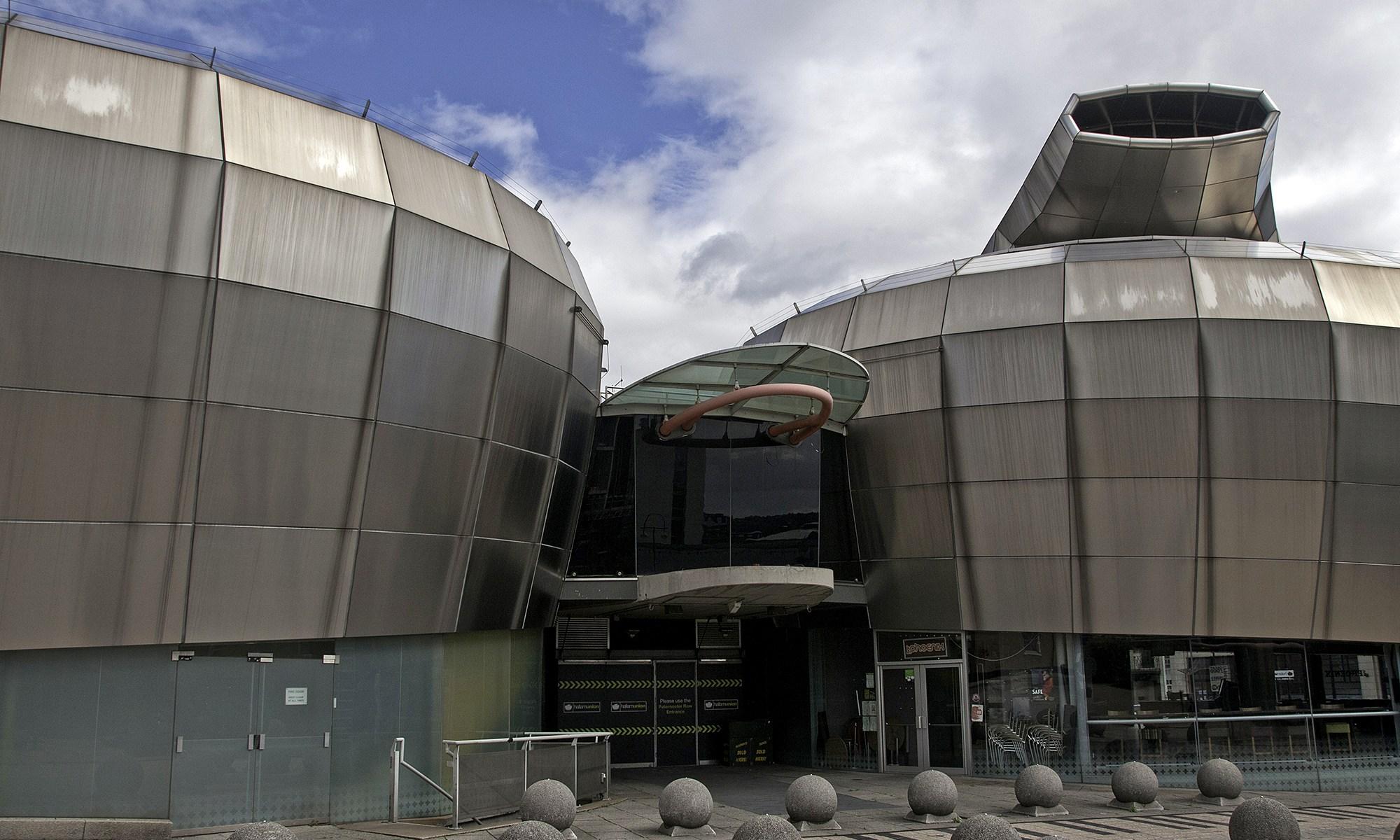 Sheffield Hallam Union Building