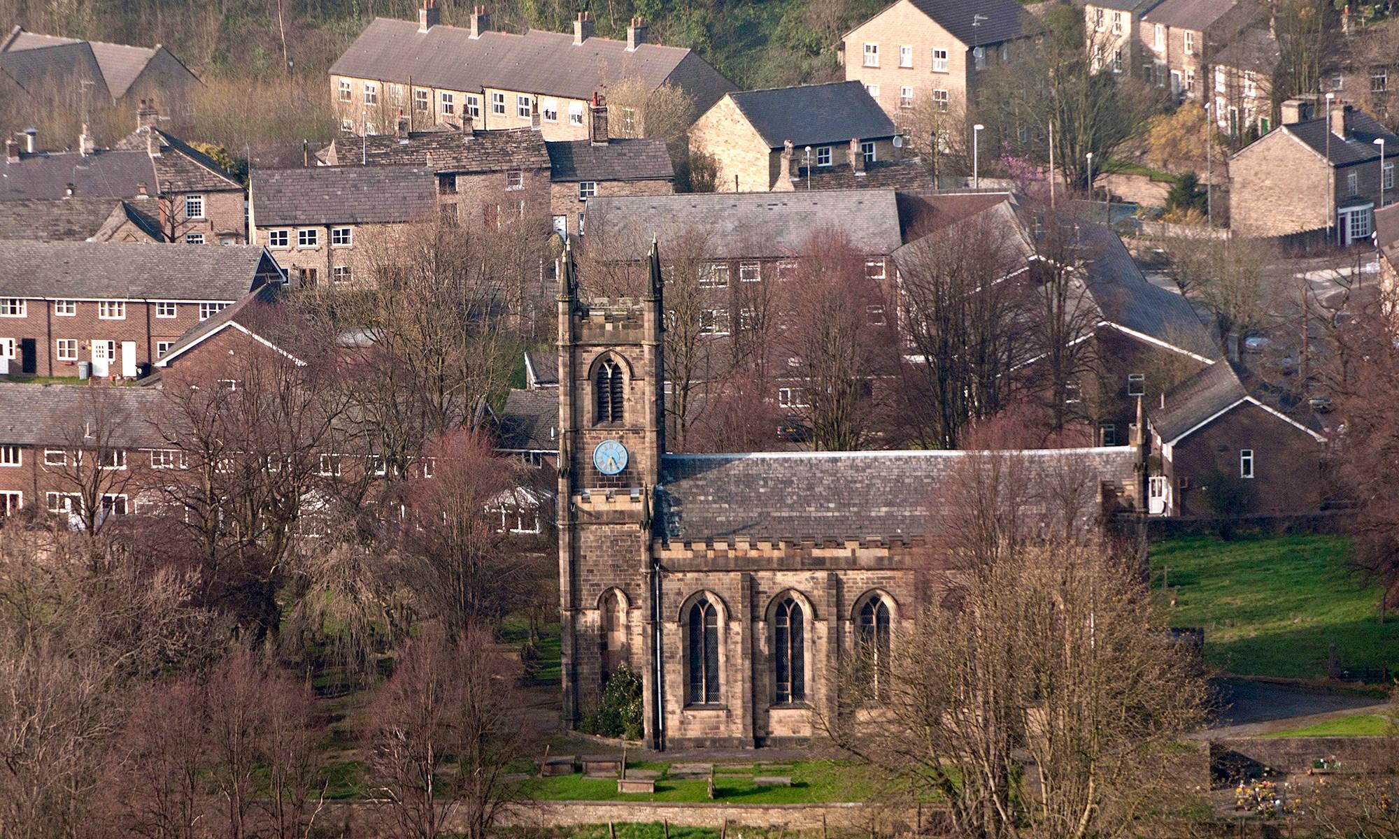 St John's Church, Bollington