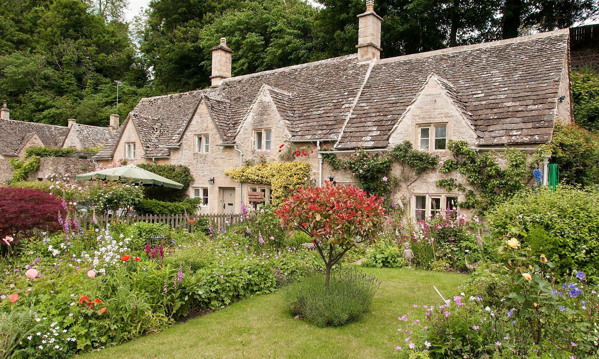 English Cottage at Bilbury