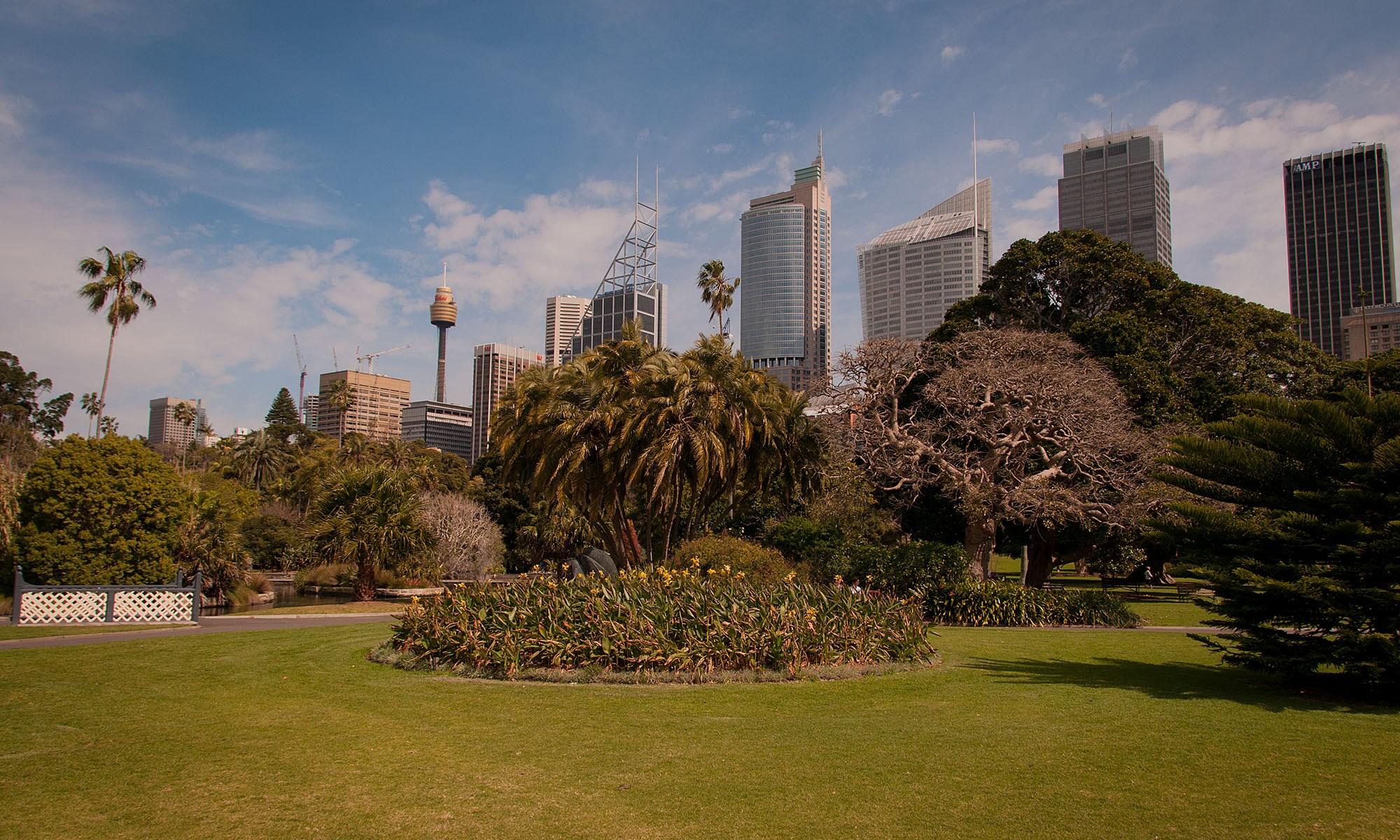 Royal Botanic Gardens, Sydney