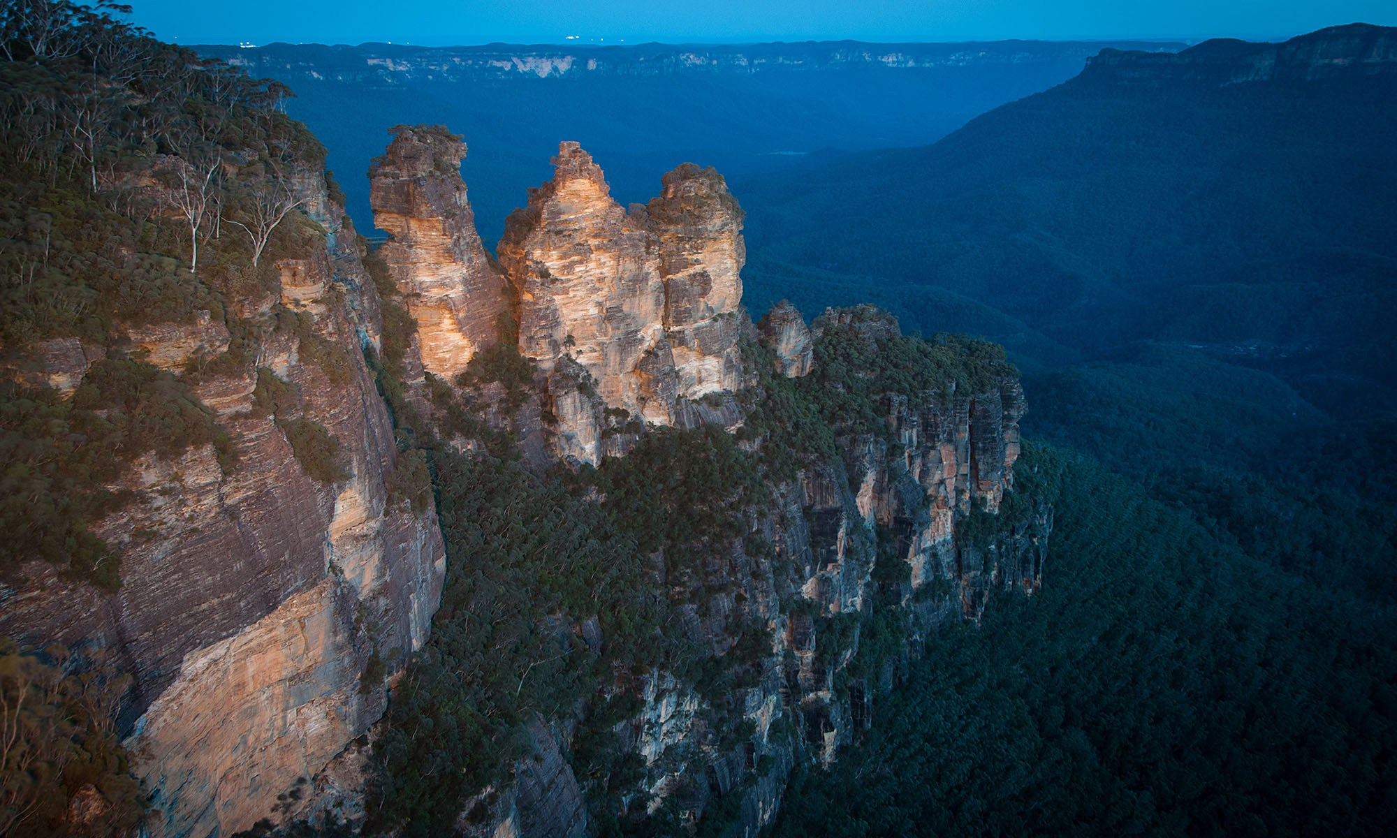 The Three Sisters - Blue Mountains