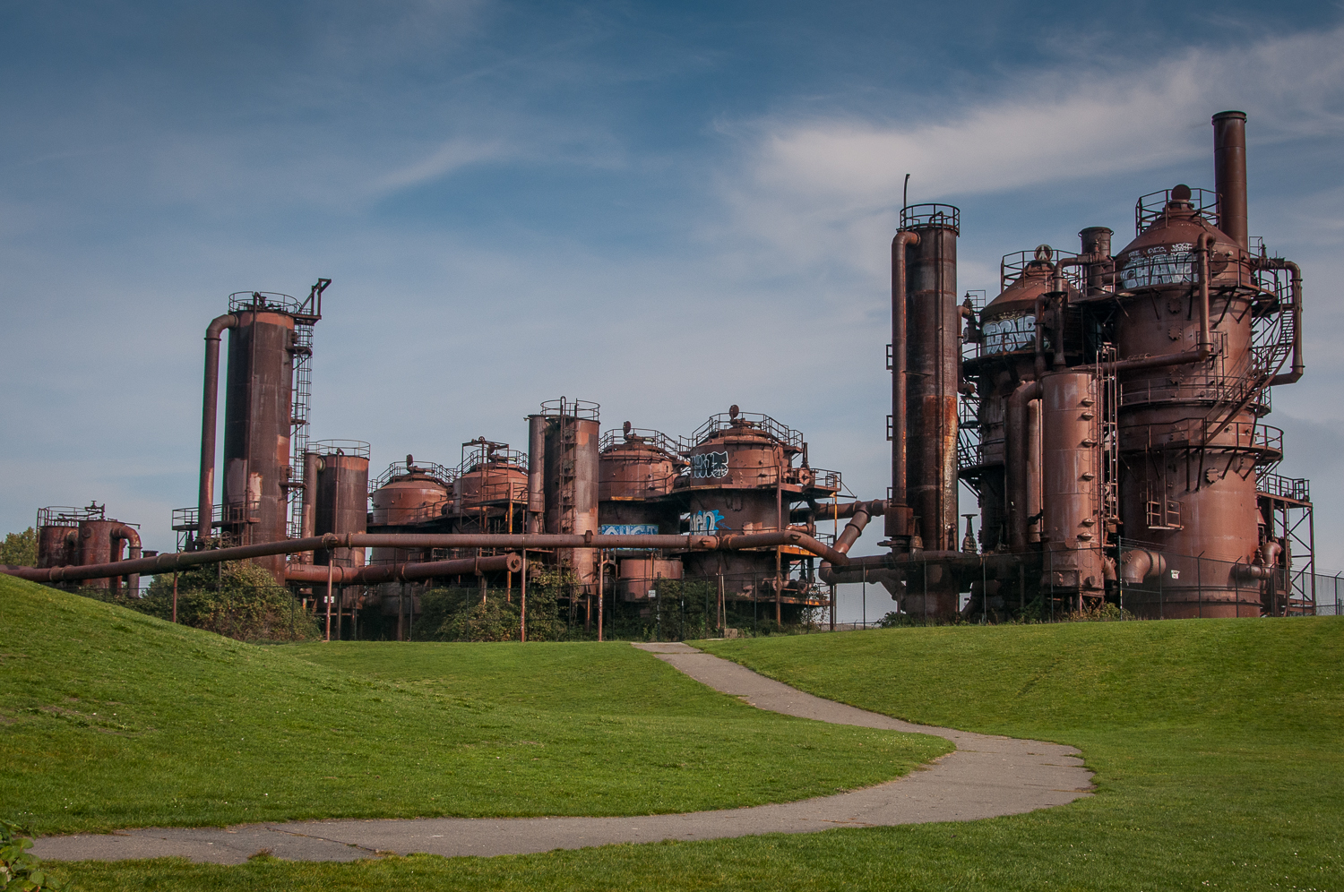 Gas Works Seattle