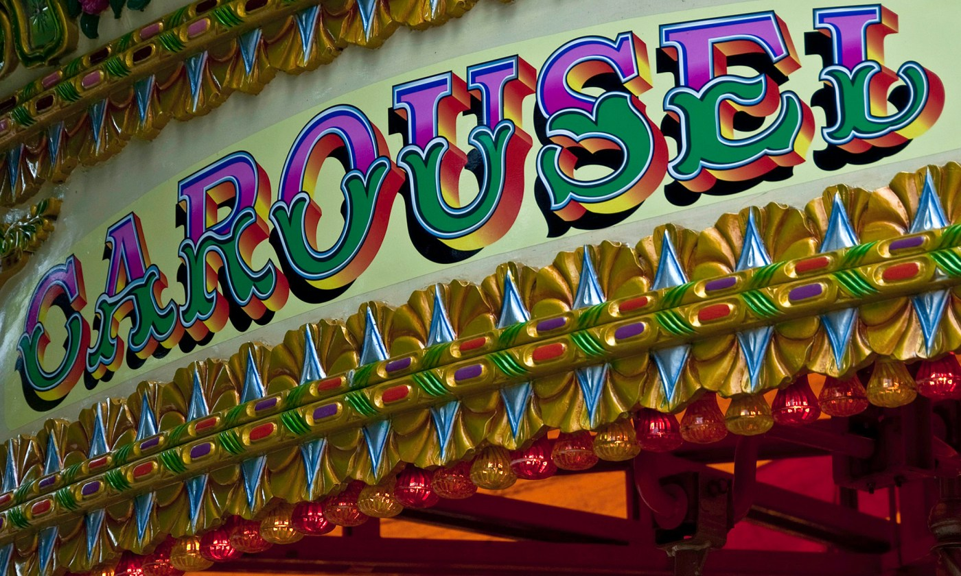 Carousel Graphic Text